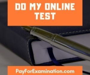 Do My Online Test