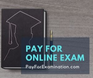 Pay For Online Exam