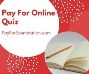 Pay For Online Quiz